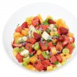 Fruit Salad Bowl — Stock Photo