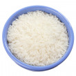 Bowl of Jasmin Rice — Foto de Stock