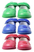 Girl Shoes — Stock Photo