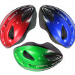 Stock Photo: Bicycle Helmets