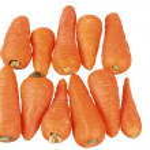 Baby Carrots — Stock Photo