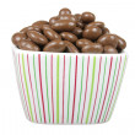 Raisin and Nut Chocolate Beans — Stock Photo #35983445