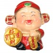 God of Prosperity Figurine — Stock Photo #38121155