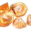 Stock Photo: Peeled Mandarin