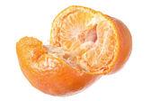 Peeled Mandarin — Stock Photo