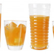 Glassesd of Orange Juice — Stock Photo