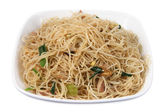 Fried Rice Noodles — Stock Photo