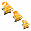 Miniature Shopping Trolleys — Stock Photo #51686847