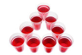 Cups of Soft Drink — Stock Photo