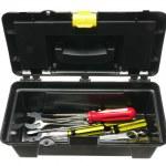 Tool Box — Stock Photo #8858400