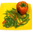 Fresh Capsicum — Stock Photo
