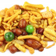 Fresh Chanachur or bombay mix — Stock Photo
