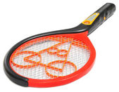 Mosquito killing racket — Stock Photo