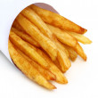 Stock Photo: French fry