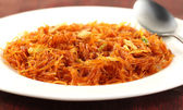 Sweet vermicelli — Stock Photo