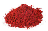 Textile color powder — Stock Photo
