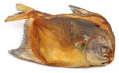 Dried pomfret fish Rup chada — Stock Photo