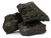 Bituminous coal — Stock Photo