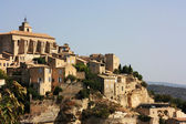 View on the village of Gordes, France — Stock Photo