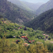Mokra Gora is a village in Serbia — Stock Photo