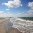 Stock Photo: Grenen, northmost tip of Jutland. Denmark