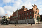 The Town Hall of the city Odense. Denmark — Foto Stock
