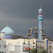 Stock Photo: Moschee in Muskat. Oman