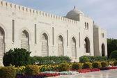 Sultan Qabus Moschee in Muskat. Oman — Stock Photo