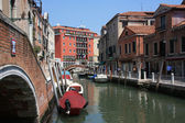 A view of the city Venice. Italy — ストック写真
