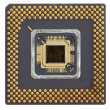 Stock Photo: Big Processor