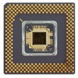 Big Processor - Stock Photo
