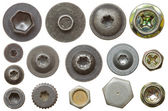 Machine screw — Stock Photo