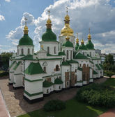 Saint Sophia Cathedral church — Stock Photo