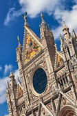 Cathedral in Siena. — Stock Photo