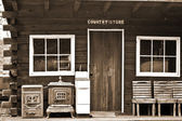Old Country Store — Stock Photo