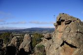 Hanging Rock, Victoria, Australia — Stock Photo