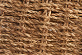 Natural rattan background — Stock Photo