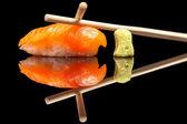 Japanese seafood sushi — Stock fotografie