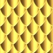 Golden Dragon skin texture — Stock Photo