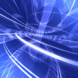 Abstract futuristic blue background — Stock Photo #30324245