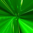 Abstract green digital background — Stock Photo