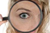 Big eye — Stock Photo