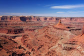 Canyon do cavalo morto — Foto Stock