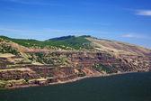 Columbia River Gorge — Stock Photo