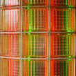 Neon Glass Brick — Stock Photo #19310135