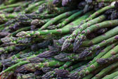 Pile of Asparagus — Stock Photo