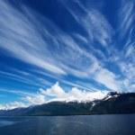 Alaskan Sky — Stok fotoğraf