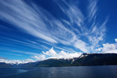 Alaskan Sky — Stock Photo