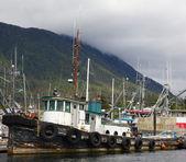 Old Tug boat — Foto de Stock