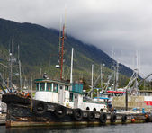 Old Tug boat — Photo